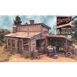 "Bar Mills® ""Jerry's Repair"""