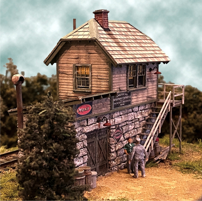 """Tower At Cranberry Yard"" Kit"