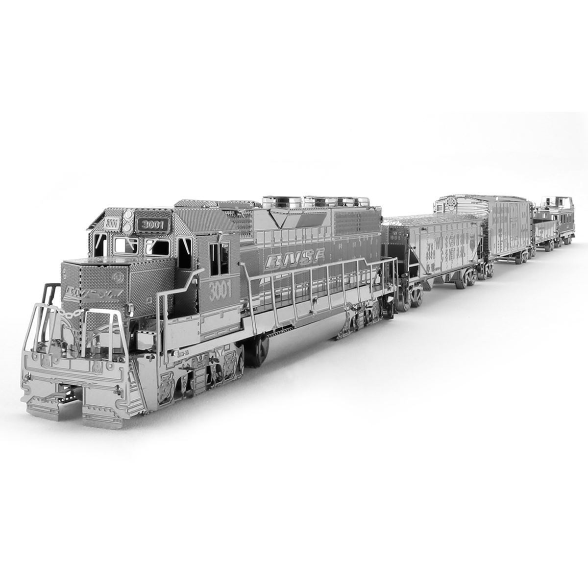 Metal Earth® Freight Train Set
