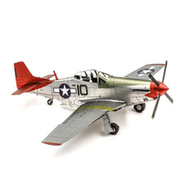 Metal Earth® Tuskegee Airmen P-51D