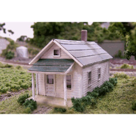 Blair Line LLC™ Shotgun House