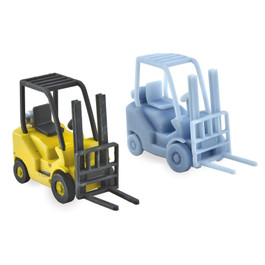 HO Scale Forklift Model Kit