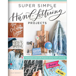 Hand-Lettering Projects Book