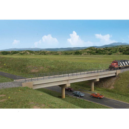 Walthers Concrete Bridge Span