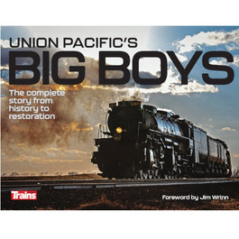 Union Pacific's Big Boys Hardcover