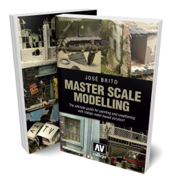 Master Scale Modelling Book by José