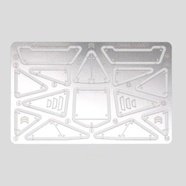 Orlandoo-Hunter® MX0035 Trim Plates