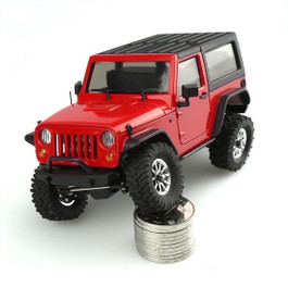 Orlandoo-Hunter® 4WD Jeep®