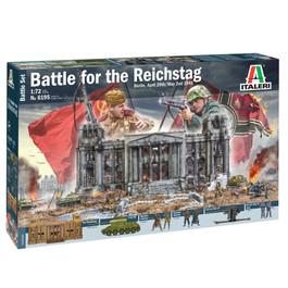 Italeri® Berlin 1945 Diorama Kit