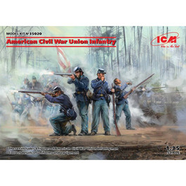 "ICM Civil War ""Union"" Infantrymen"