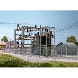 Woodland Scenics® HO Substation