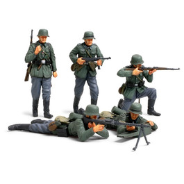 Tamiya German Infantry