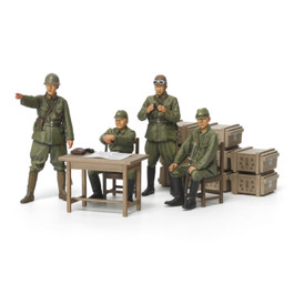 Tamiya IJA Officers