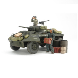 Tamiya US M8 Greyhound Armored Car