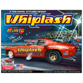 "Tom Daniel ""Whiplash Camaro"""