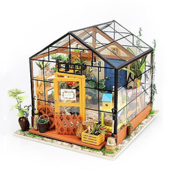 Robotime® Cathy's Flower House