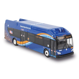 Daron® MTA Clean Air Hybrid Bus