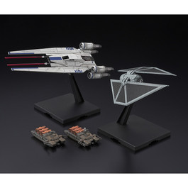 Bandai U-Wing & Tie Striker Kit