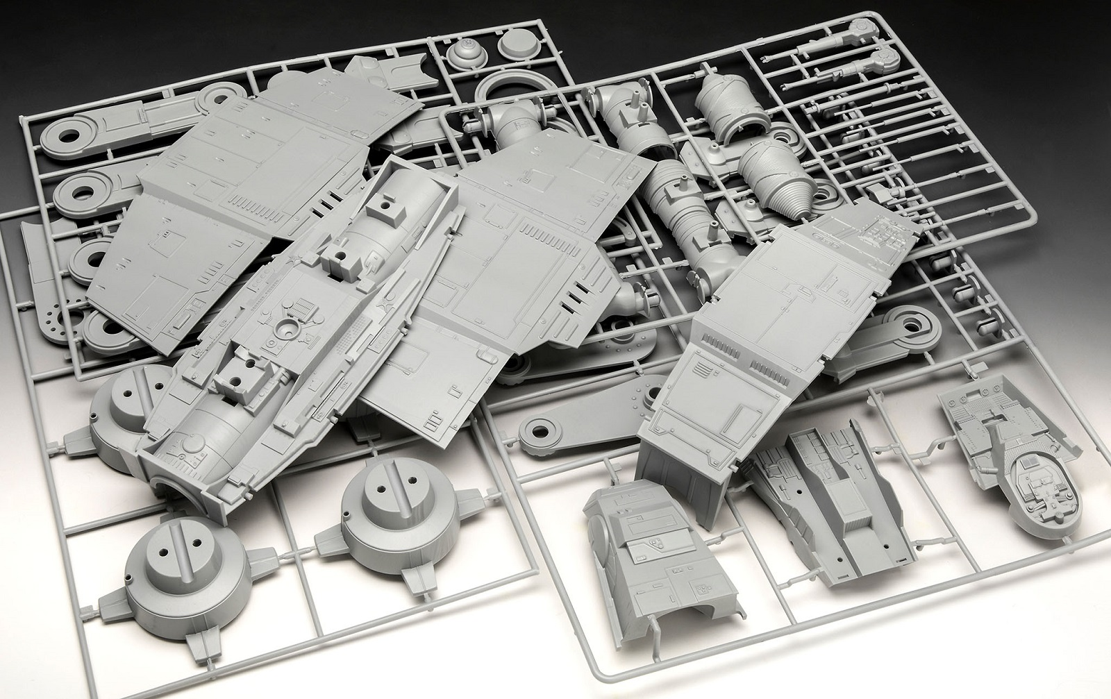 Armored AT-AT from Revell Germany