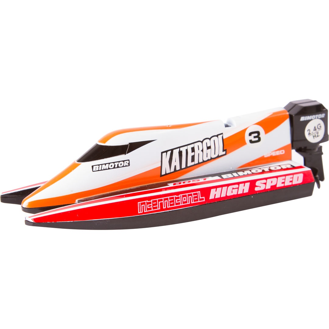Invento R/C Mini Race Boat