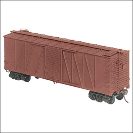 Railroad Rolling Stock Kits